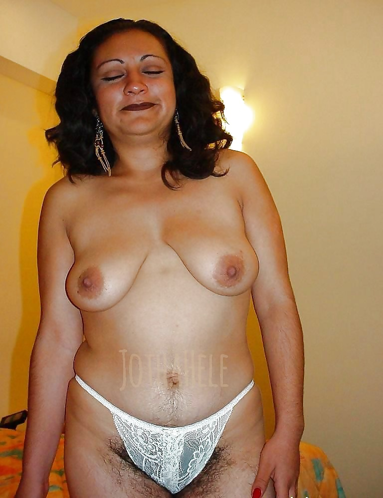 free hairy porn: mexican woman with super hairy pussy - jotha hele